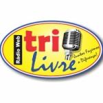 Logo da emissora Rádio Web Tri Livre