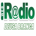Logo da emissora Web Rádio Deusa Branca