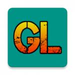 Logo da emissora Rádio Grandes Louvores