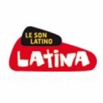 Logo da emissora Radio Latina 99.0 FM