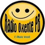Logo da emissora Rádio Oxente PB