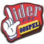 Logo da emissora Líder Gospel FM