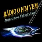 Logo da emissora Rádio O Fim Vem