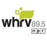 Logo da emissora WHRV 89.5 FM