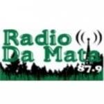 Logo da emissora Rádio da Mata 87.9 FM