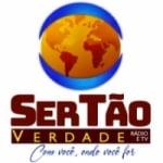 Logo da emissora Rádio Sertão Verdade