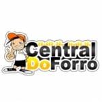 Logo da emissora Rádio Central do Forró