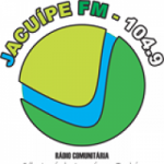 Logo da emissora Rádio Jacuípe 104.9 FM