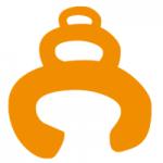 Logo da emissora Rádio Master Hitz