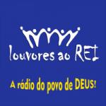 Logo da emissora Louvores ao Rei