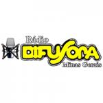 Logo da emissora Rádio Difusora Minas Gerais