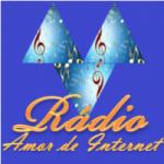 Logo da emissora Rádio Amor de Internet