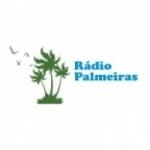 Logo da emissora Rádio Palmeiras FM