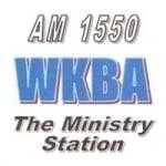 Logo da emissora WKBA 1550 AM
