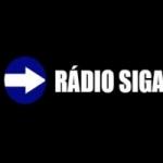 Logo da emissora Rádio Siga