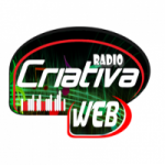Logo da emissora Criativa Web Rádio