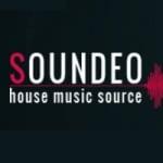 Logo da emissora Soundeo Radio