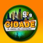 Logo da emissora Rádio Cidade