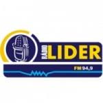 Logo da emissora Rádio Lider FM