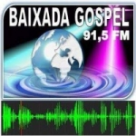 Logo da emissora Baixada Gospel