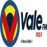 Logo da emissora Rádio Vale 102.5 FM