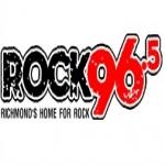 Logo da emissora WKLR 96.5 FM
