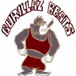 Logo da emissora Rádio Gurillaz Beats