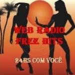 Logo da emissora Web Rádio Free Hits