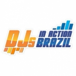 Logo da emissora DJs in Action Brazil