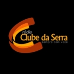Logo da emissora Rádio Clube da Serra