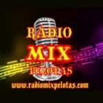 Logo da emissora Rádio Mix Pelotas