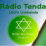 Logo da emissora Rádio Tenda