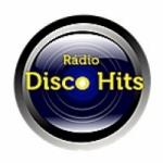 Logo da emissora Rádio Disco Hits
