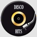 Logo da emissora Rádio Disco Hits Brasil
