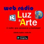 Logo da emissora Luz e Arte