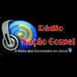 Logo da emissora Nação Gospel FM