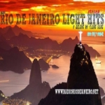 Logo da emissora Rádio Rio de Janeiro Light Hits