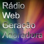 Logo da emissora Rádio Web Geração Adoradora