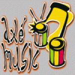 Logo da emissora Rádio Axé Music
