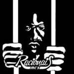 Logo da emissora Rádio Racionais