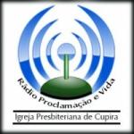 Logo da emissora Rádio Proclamação e Vida