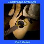 Logo da emissora Lembrança Sertaneja Web Rádio