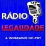 Logo da emissora Rádio Legalidade Santa Catarina