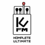 Logo da emissora KUFM Komplete Ultimate Radio