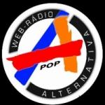 Logo da emissora Alternativa Pop