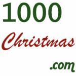 Logo da emissora Radio 1000 Christmas