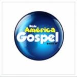 Logo da emissora Rádio América Gospel Flashback