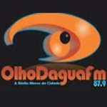 Logo da emissora Rádio Olho D´Água 87.9 FM