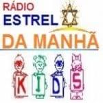 Logo da emissora Rádio Estrela da Manhã Kids