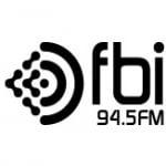 Logo da emissora FBi Radio 94.5 FM